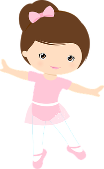 Ballerine: quels avantages à inscrire votre enfant